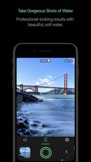 iPhone、iPadアプリ「Spectreカメラ」のスクリーンショット 5枚目