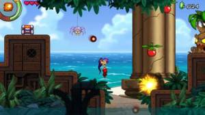 iPhone、iPadアプリ「Shantae and the Seven Sirens」のスクリーンショット 2枚目