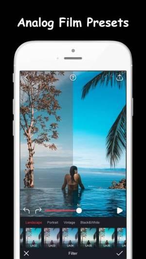 iPhone、iPadアプリ「Movepic - フォトモーション」のスクリーンショット 3枚目