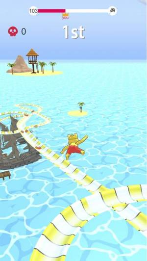 iPhone、iPadアプリ「aquapark.io」のスクリーンショット 2枚目