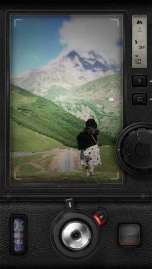 iPhone、iPadアプリ「FIMOレトロフィルムカメラ」のスクリーンショット 1枚目