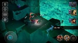 iPhone、iPadアプリ「Battle Chasers: Nightwar」のスクリーンショット 4枚目