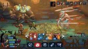 iPhone、iPadアプリ「Battle Chasers: Nightwar」のスクリーンショット 5枚目