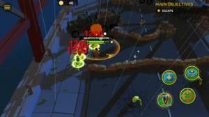 iPhone、iPadアプリ「Zombie Blast Crew」のスクリーンショット 5枚目