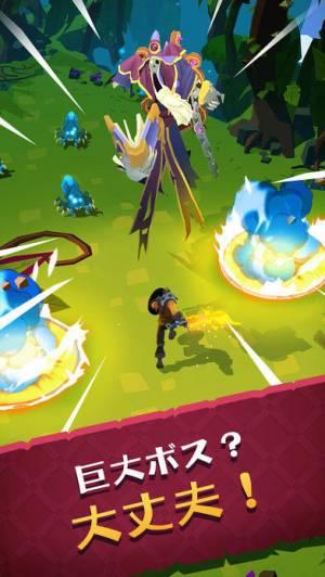iPhone、iPadアプリ「Mighty Quest (マイティ・クエスト)」のスクリーンショット 3枚目