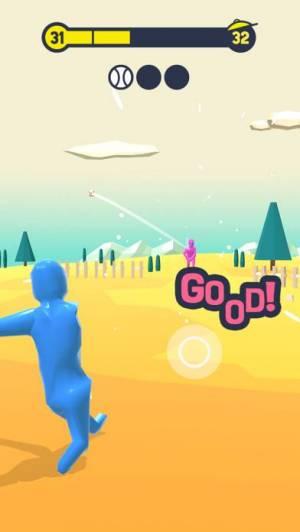 iPhone、iPadアプリ「Swing&Knock」のスクリーンショット 2枚目