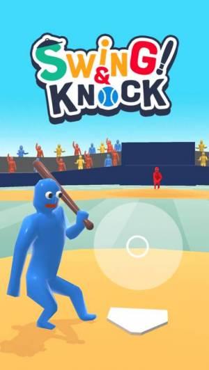 iPhone、iPadアプリ「Swing&Knock」のスクリーンショット 1枚目