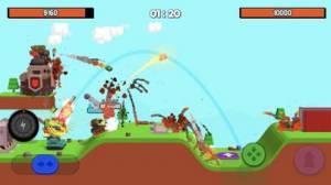 iPhone、iPadアプリ「BOOM Tank Showdown」のスクリーンショット 5枚目