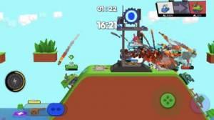 iPhone、iPadアプリ「BOOM Tank Showdown」のスクリーンショット 2枚目