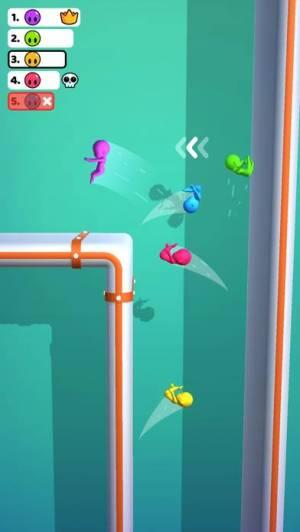 iPhone、iPadアプリ「Run Race 3D」のスクリーンショット 4枚目