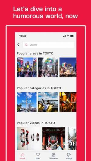 iPhone、iPadアプリ「DIVE JAPAN -Video Travel Guide」のスクリーンショット 3枚目