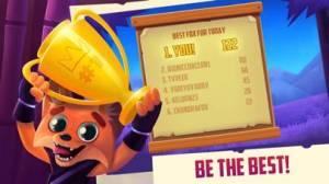 iPhone、iPadアプリ「Don't stop, Fox! - 走って、キツネ!」のスクリーンショット 3枚目