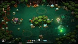 iPhone、iPadアプリ「Ritual: Sorcerer Angel」のスクリーンショット 1枚目