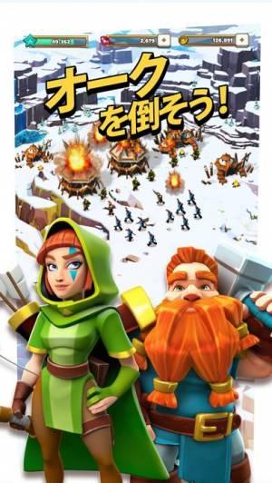iPhone、iPadアプリ「Empire: Age of Knights」のスクリーンショット 2枚目