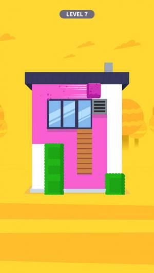 iPhone、iPadアプリ「House Paint」のスクリーンショット 3枚目
