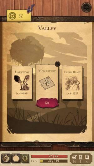 iPhone、iPadアプリ「Spellsword Cards: Origins」のスクリーンショット 3枚目