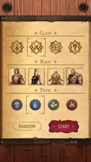 iPhone、iPadアプリ「Spellsword Cards: Origins」のスクリーンショット 2枚目
