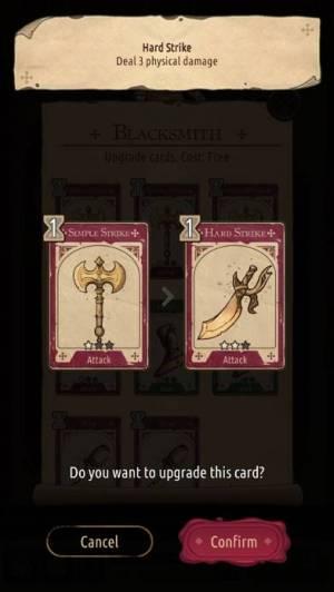 iPhone、iPadアプリ「Spellsword Cards: Origins」のスクリーンショット 4枚目