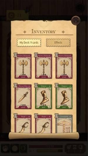 iPhone、iPadアプリ「Spellsword Cards: Origins」のスクリーンショット 5枚目