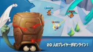 iPhone、iPadアプリ「バトルモン: どうぶつバトルロイヤルゲーム」のスクリーンショット 1枚目