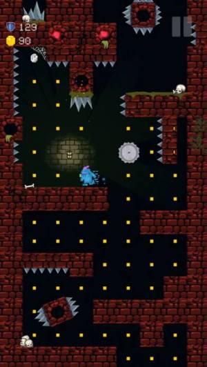 iPhone、iPadアプリ「Skruta: Dark Twisted Maze」のスクリーンショット 4枚目