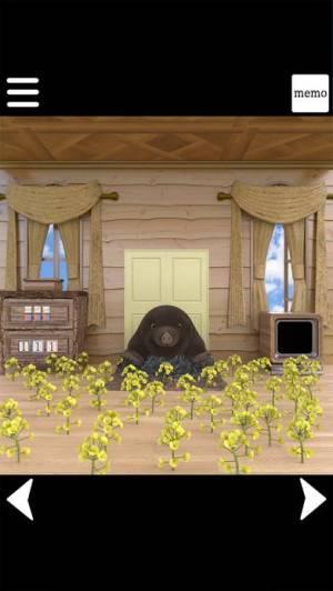 iPhone、iPadアプリ「脱出ゲーム 花の家からの脱出」のスクリーンショット 2枚目