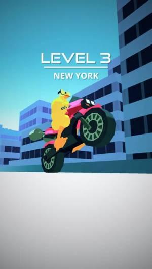 iPhone、iPadアプリ「Flip Man!」のスクリーンショット 5枚目