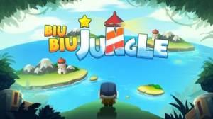 iPhone、iPadアプリ「BiuBiu Jungle Puzzle」のスクリーンショット 1枚目