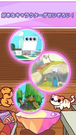 iPhone、iPadアプリ「どろぼうネコ Cartoon Network」のスクリーンショット 3枚目