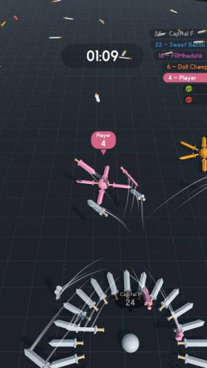 iPhone、iPadアプリ「Spinning Blades」のスクリーンショット 2枚目
