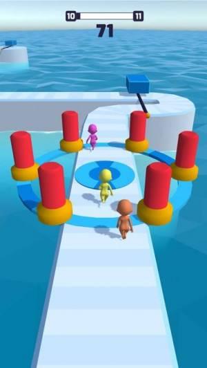 iPhone、iPadアプリ「Fun Race 3D」のスクリーンショット 2枚目