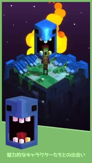iPhone、iPadアプリ「Tiny Tomb: Dungeon Explorer」のスクリーンショット 5枚目