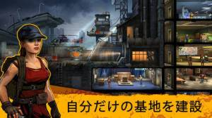 iPhone、iPadアプリ「Zero City: ゾンビサバイバル」のスクリーンショット 1枚目