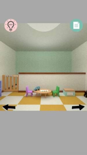 iPhone、iPadアプリ「【新作】脱出ゲーム 保育園からの脱出!」のスクリーンショット 3枚目