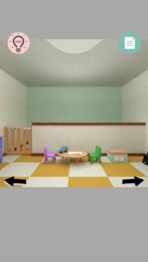 iPhone、iPadアプリ「脱出ゲーム 保育園からの脱出!」のスクリーンショット 3枚目