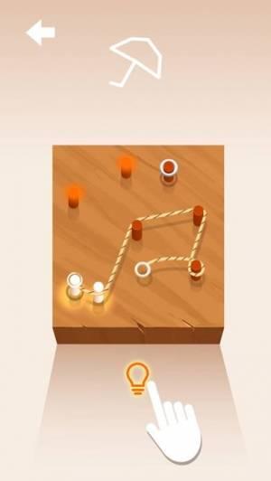 iPhone、iPadアプリ「Rope N Roll」のスクリーンショット 4枚目