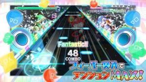 iPhone、iPadアプリ「Sonic Beat feat. クラッシュフィーバー」のスクリーンショット 3枚目