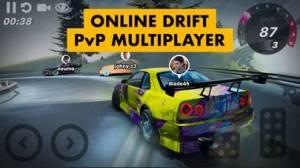 iPhone、iPadアプリ「Hashiriya Drifter #1 Racing」のスクリーンショット 3枚目
