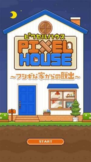 iPhone、iPadアプリ「ピクセルハウス」のスクリーンショット 5枚目