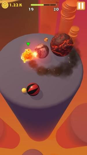 iPhone、iPadアプリ「Ball Action」のスクリーンショット 1枚目