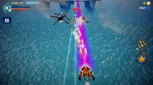 iPhone、iPadアプリ「Galaxy Airforce War」のスクリーンショット 4枚目