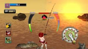 iPhone、iPadアプリ「FishingHero NEO」のスクリーンショット 1枚目