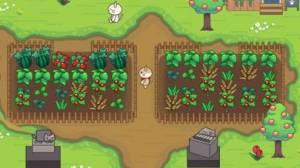 iPhone、iPadアプリ「ねこの森 - キャンプ場物語」のスクリーンショット 4枚目