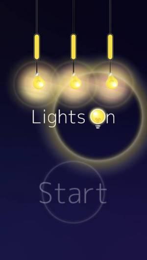 iPhone、iPadアプリ「Lights On」のスクリーンショット 1枚目
