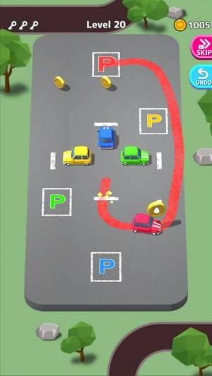 iPhone、iPadアプリ「Park Master」のスクリーンショット 1枚目
