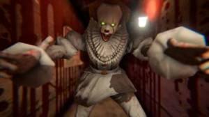 iPhone、iPadアプリ「Death Park: 怖いホラーゲームアドベンチャーピエロ」のスクリーンショット 1枚目