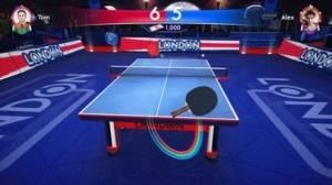 iPhone、iPadアプリ「Ping Pong Fury」のスクリーンショット 1枚目