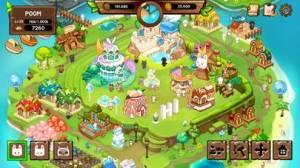 iPhone、iPadアプリ「どうぶつキャンプ : リゾート物語」のスクリーンショット 5枚目