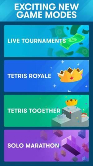 iPhone、iPadアプリ「Tetris®」のスクリーンショット 4枚目