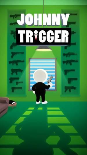 iPhone、iPadアプリ「Johnny Trigger」のスクリーンショット 4枚目